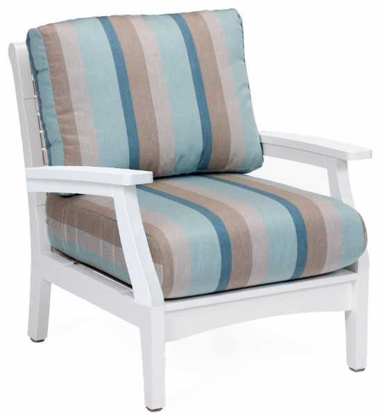 Classic Terrace Club Chair (Fabric Group A)