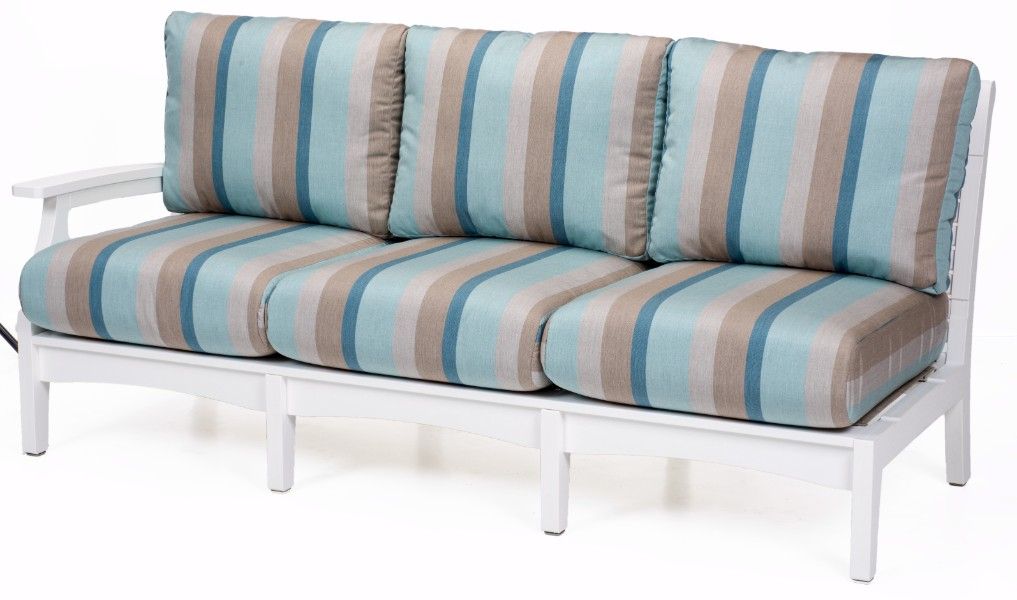 Classic Terrace Right Arm Sectional Sofa (Fabric Group A)