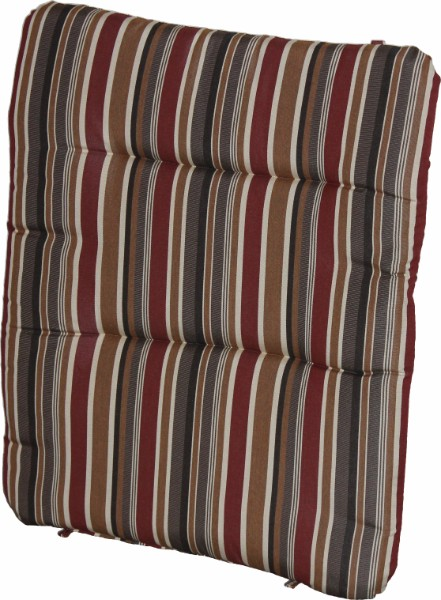 Berlin Gardens Casual Back Chaise Lounge Back Cushion (Fabric Group A)